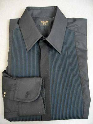 , Collar : Regular, Cuff : Barrel, Chest Pocket : No,