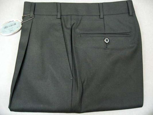 , ,  Inseam:  : Unhemmed, Flat Front or Pleated : 1 Pleat-Chris Model,  (Available in size 32, 34)