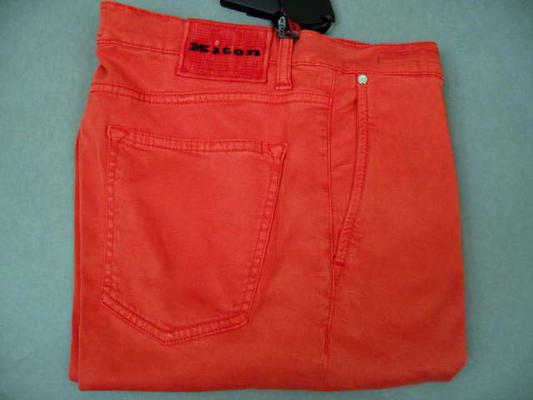 , ,  Inseam:  : 35.00, Flat Front or Pleated : Flat Front, Notes: : These are a slightly trimmer fit, inquire if needed,  (Available in size 33, 34)