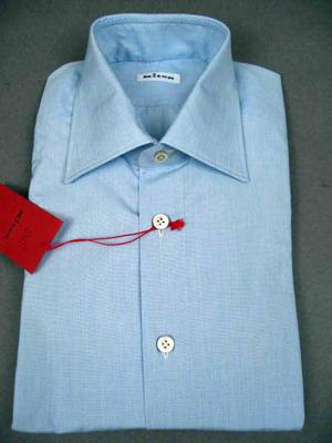 , Collar : Spread, Cuffs : French, Chest Pocket : No,