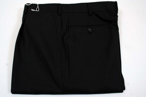 , ,  Inseam:  : Unhemmed, Flat Front or Pleated : 1 Pleat, Notes : These pants are Model 6011 with measurements for the following sizes (not all sizes are available in each pant so check availability): Size 30 across the thigh of 11.75 inches, across the cuff of 7.75 inches and a rise of 10.25 inches, Size 32 across the thigh of 12 inches, across the cuff of 8 inches and a rise of 10.5 inches, Size 34 across the thigh of 12.25 inches, across the cuff of 8 inches and a rise of 10.75 inches, Size 36 across the thigh of 12.5 inches, across the cuff of 8.25 inches and a rise of 11 inches, Size 38 across the thigh of 13 inches, across the cuff of 8.5 inches and a rise of 11 inches, Size 40 across the thigh of 13 inches, across the cuff of 8.5 inches and a rise of 11.25 inches, Size 42 across the thigh of 13.75 inches, across the cuff of 8.75 inches and a rise of 11.75 inches, Size 44 across the thigh of 14.25 inches, across the cuff of 9 inches and a rise of 12 inches,  (Available in size 44, 38)
