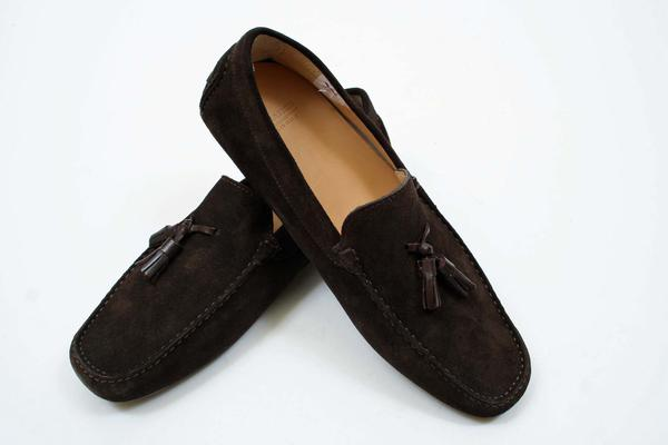 ,  Style  : Loafer,  Style Notes  : Driver,  Construction  : Blake, Exterior Length : 11.5 inches, Exterior Width : 3.75 inches, Notes :  New DiBianco Shipment ,