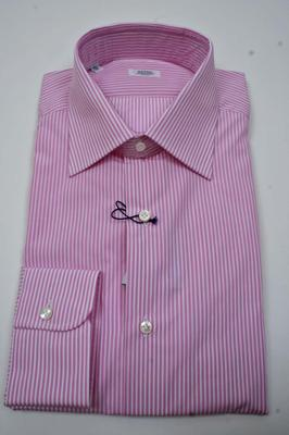 Collar : Spread, Cuffs : Barrel, Chest Pocket : No,  (Available in size 15, 15.75, 16)