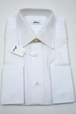 Collar : Regular, Cuffs : French, Chest Pocket : No,  (Available in size 15, 18.5)