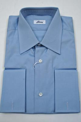 , Collar : Regular, Cuffs : French, Chest Pocket : No,