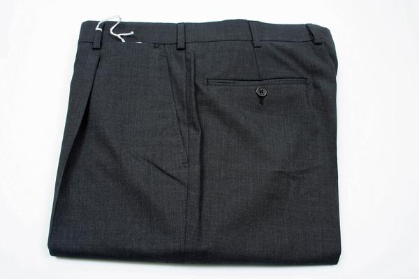 , ,  Inseam:  : Unhemmed, Flat Front or Pleated : 1 Pleat, Notes : These pants are Model 6011 with measurements for the following sizes (not all sizes are available in each pant so check availability): Size 30 across the thigh of 11.75 inches, across the cuff of 7.75 inches and a rise of 10.25 inches, Size 32 across the thigh of 12 inches, across the cuff of 8 inches and a rise of 10.5 inches, Size 34 across the thigh of 12.25 inches, across the cuff of 8 inches and a rise of 10.75 inches, Size 36 across the thigh of 12.5 inches, across the cuff of 8.25 inches and a rise of 11 inches, Size 38 across the thigh of 13 inches, across the cuff of 8.5 inches and a rise of 11 inches, Size 40 across the thigh of 13 inches, across the cuff of 8.5 inches and a rise of 11.25 inches, Size 42 across the thigh of 13.75 inches, across the cuff of 8.75 inches and a rise of 11.75 inches, Size 44 across the thigh of 14.25 inches, across the cuff of 9 inches and a rise of 12 inches-New Belvest Shipment,  (Available in size 44, 40, 32, 30)